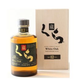Kura 12Yrs Single Malt (WB)