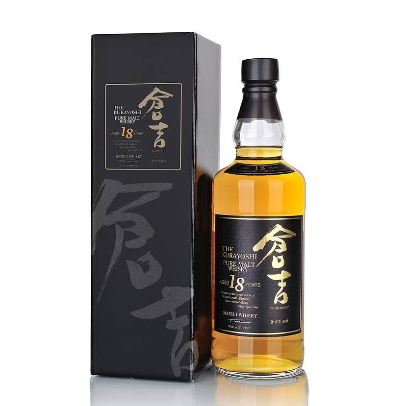 Kurayoshi 18Yrs Pure Malt 700ml