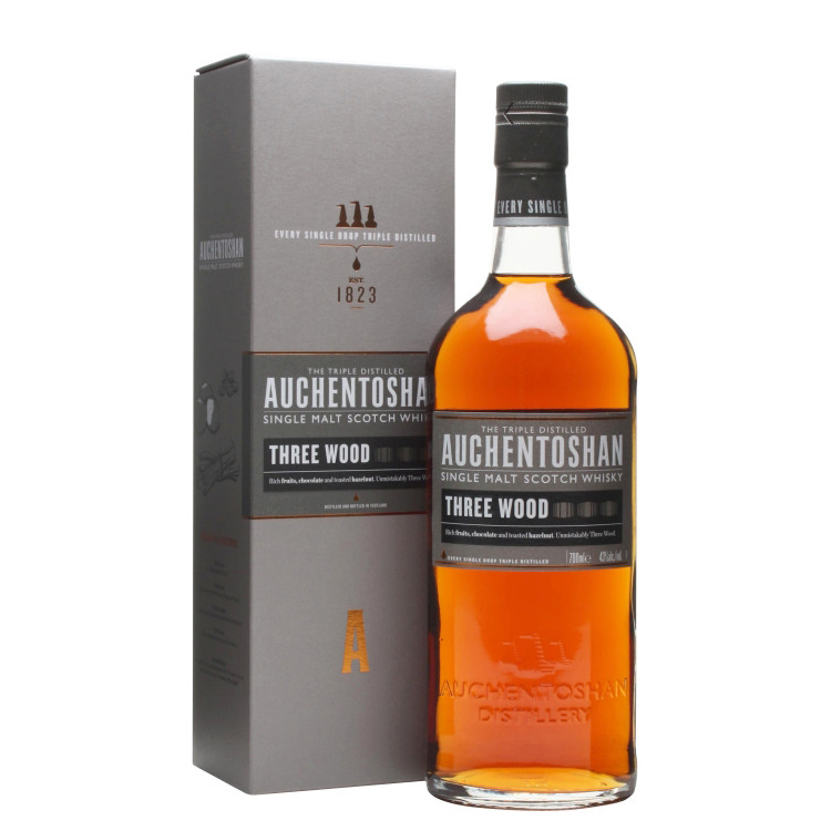 Auchentoshan 3 Wood 700ml