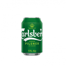 Carlsberg Beer Can