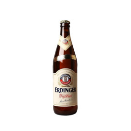 Erdinger White Bottle