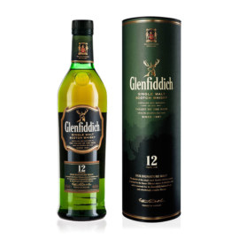 Glenfiddich 12Yrs
