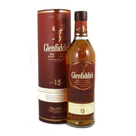 Glenfiddich 15Yrs