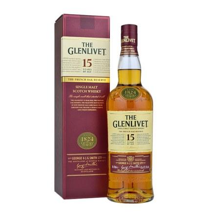 Glenlivet 15Yrs