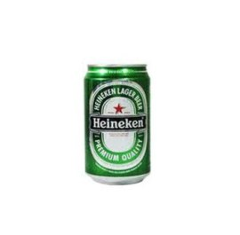 Heineken Beer Can