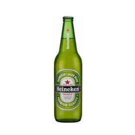 Heineken Beer Bottle