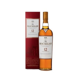 Macallan 12Yrs Sherry Oak