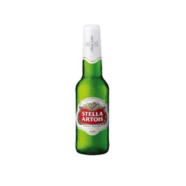 Stella Artois Bottle