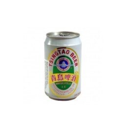 Tsingtao Beer Can