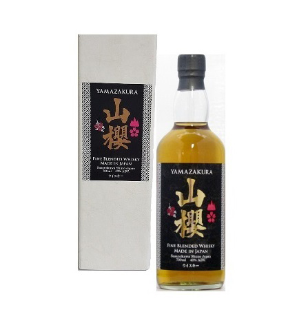 Yamazkura Blended Whisky 700ml