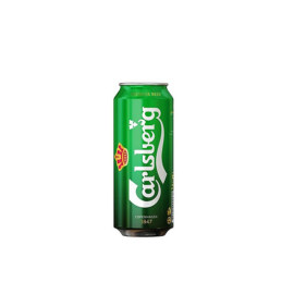 Carlsberg Beer Can