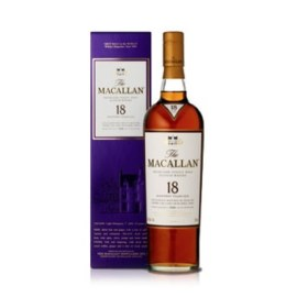 Macallan 18Yrs Sherry Oak