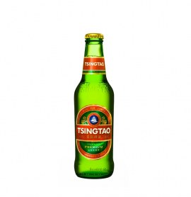 Tsingtao Beer Bottle