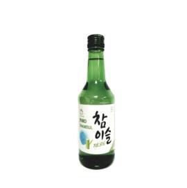 Jinro Chamisul bottle