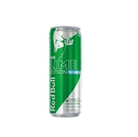 Red Bull Lime Sugar Free
