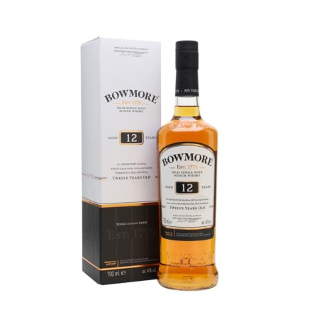 Bowmore 12Yrs Single Malt