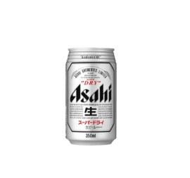 ASAHI BEER CAN