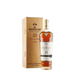 Macallan 25Y Sherry Cask