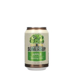 Somersby Apple Cider Can