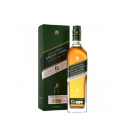 Johnnie Walker Green Label 15 Yrs