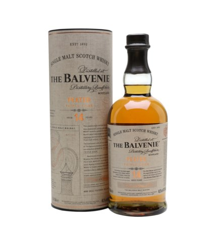 BALVENIE 14YRS PEATED TRIPLE CASK