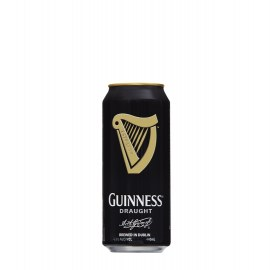 Guiness Draught Can