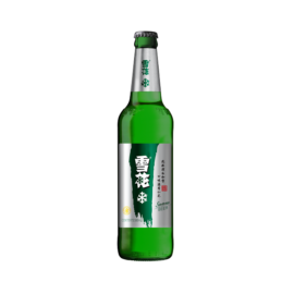 Snow Beer (Dry) Bottle