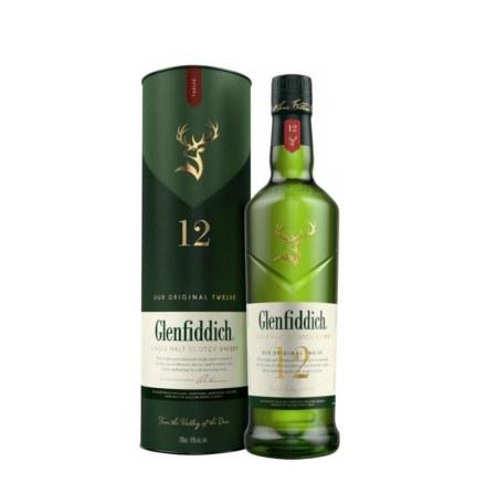 Glenfiddich 12Yrs