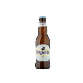 Hoegaarden Beer Bottle