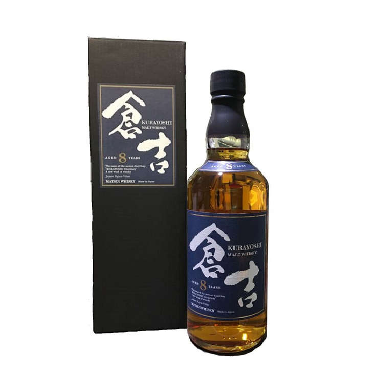 Kurayoshi 8Yrs Pure Malt 700ml