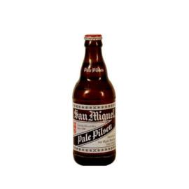San Miguel Beer Bottle