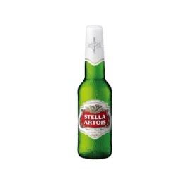 Stella Artois Bottle