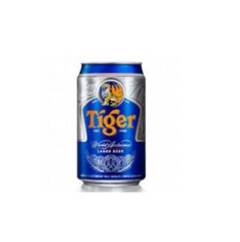 Tiger Beer Can