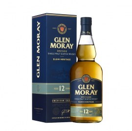 Glen Moray 12 Yrs Single Malt