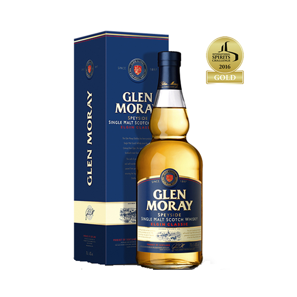 Glen Moray 12Yrs 700ml