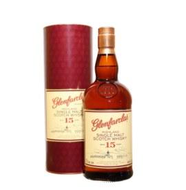 Glenfarclas 15 Yrs Highland Single Malt