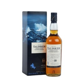 TALISKER SINGLE MALT 10 YRS