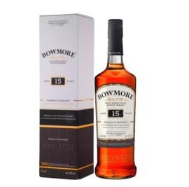 Bowmore 15 Years Islay Single Malt