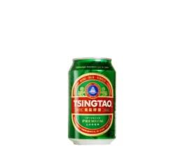 Tsingtao Beer Can (6 Packs)